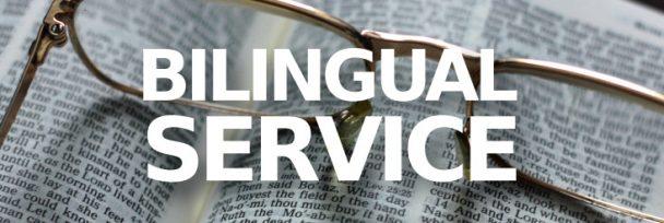 Bilingual Service Spanish
