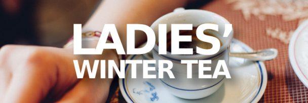 Ladies' Winter Tea