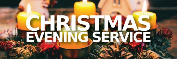 Evening Christmas Service